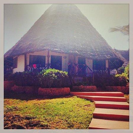Ras Nungwi Beach Hotel: Chalet