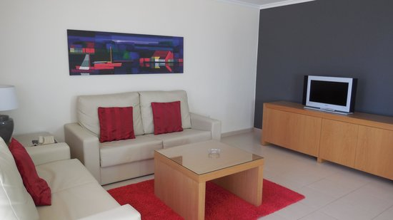 Costa Sal Villas and Suites : Villa lounge brand new look