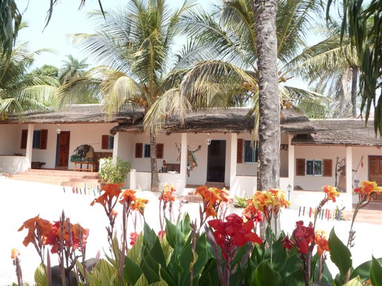 Hotel Kasa Africana: Confort and services