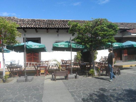 Hotel La Condesa: Fachada