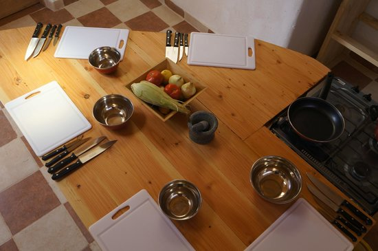 Cursos A La Chilena - Cooking Classes