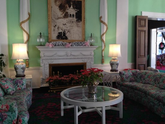 The Greenbrier: The Trellis Room