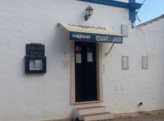 Restaurante O Lavrador : Entrada.