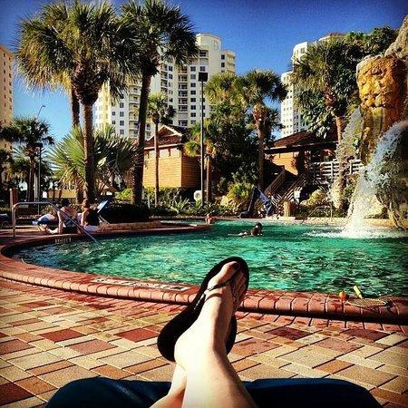 Clearwater Beach Marriott Suites on Sand Key : Pool
