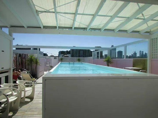 The Albany: Rooftop Pool