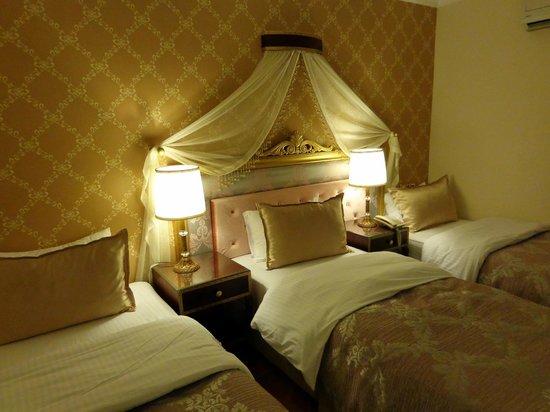 Saint John Hotel: Um luxo!