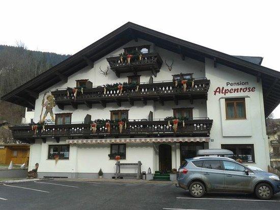 Pension Alpenrose: Exterior