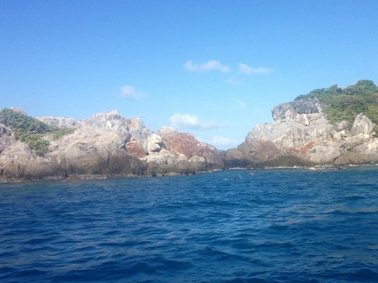 Big Blue Excursions: Drift snorkeling