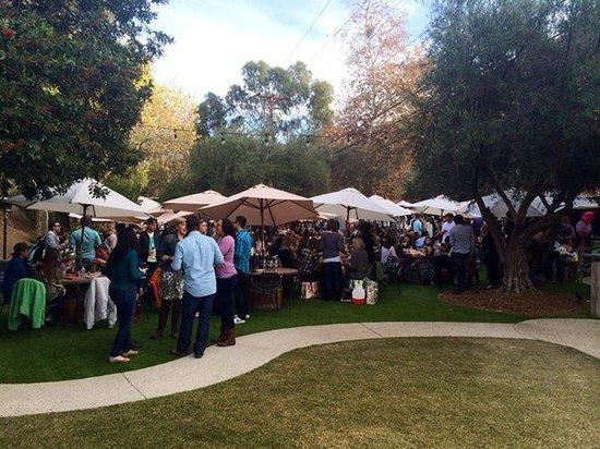 The Wine Garden Picture Of Malibu Wine Safaris Malibu