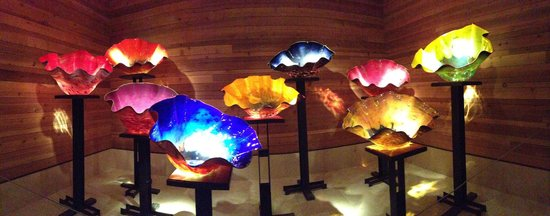 Chihuly Collection: more flowers.