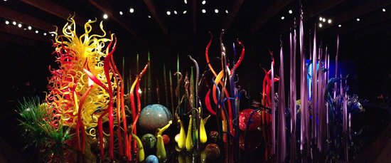 Chihuly Collection : the grand finale.