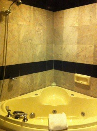Fortuna Hotel Hanoi: bathtub