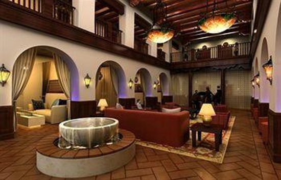 Hotel Andaluz : Center of hotel