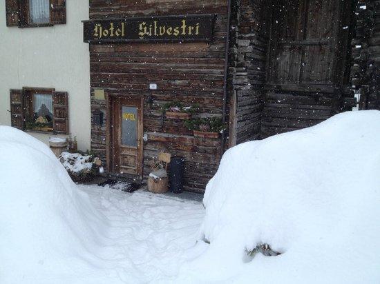 Hotel Silvestri: Ingresso