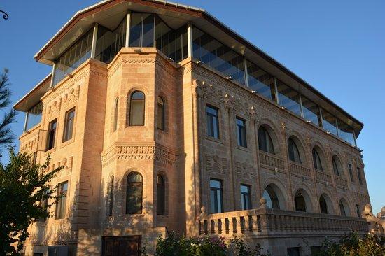 Turabdin Hotel: dış görünüm