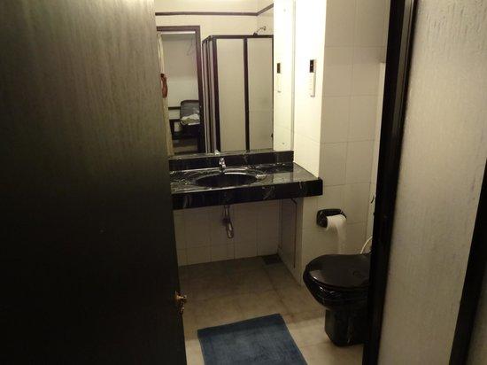 Hotel Country Comfort: Bathroom