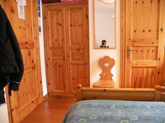 Hotel Silvestri: Camera da letto