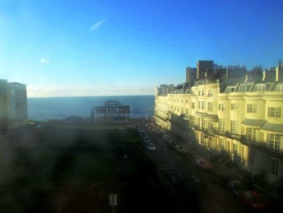 Prince Regent Hotel: View from a 2nd floor room