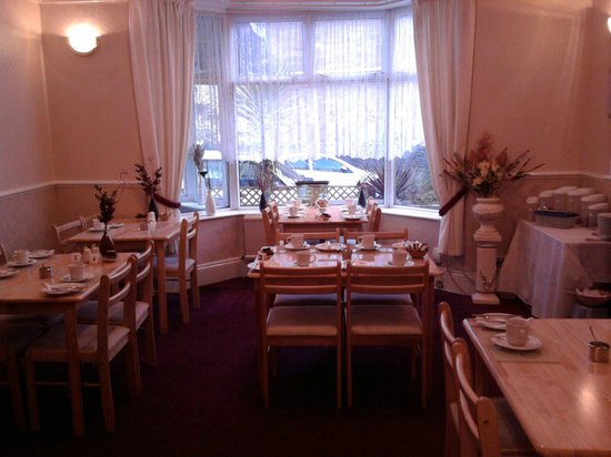 Brampton Guesthouse: Dining room