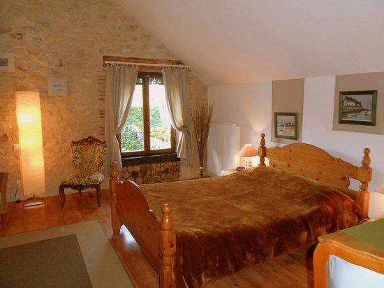 standard double room picture of vallee des vignes chambres d 39 hotes monthou sur cher tripadvisor. Black Bedroom Furniture Sets. Home Design Ideas