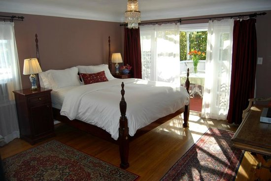 Garden Cottage B & B : The Terrace Room