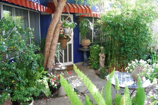 Garden cottage b b updated 2018 prices b b reviews for Cottages in los angeles