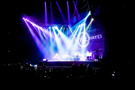 First Ontario Centre: Hunter Hayes 2013