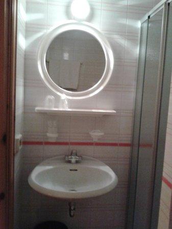 Hotel Silvestri: Bagno