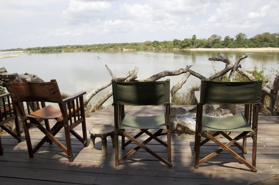 Selous River Camp : Spectacular view