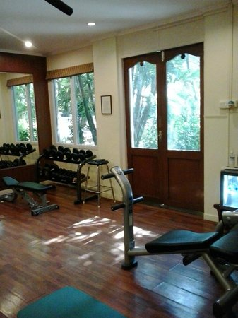 Vivanta by Taj - Connemara, Chennai: Fitness Center