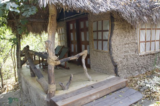Selous River Camp : Huts for comfort