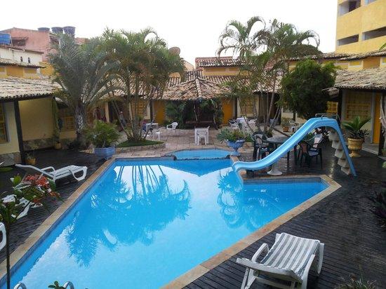 Pousada Nautillus : piscina