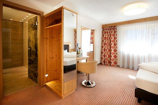 Hotel Bergblick: Familiensuiten
