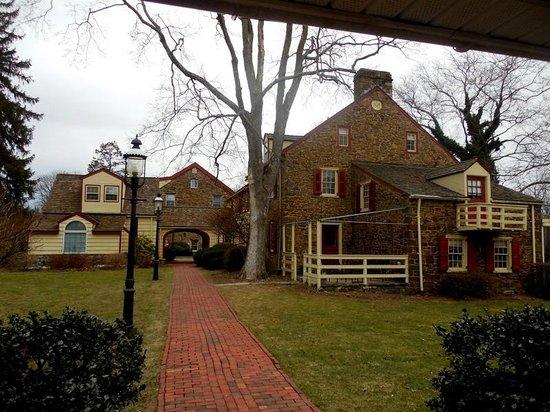 Joseph Ambler Inn: Another building
