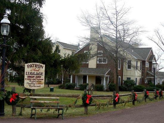 Joseph Ambler Inn: More buildings on the grounds