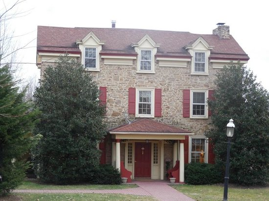 Joseph Ambler Inn: Another building on the grounds