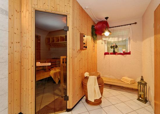 Haus Jägerfleck: Wellnessbereich