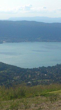 La Tournette: lac d' annecy