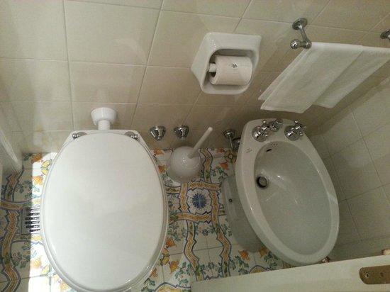 Park Hotel Villa Grazioli: Servizi camere classiche