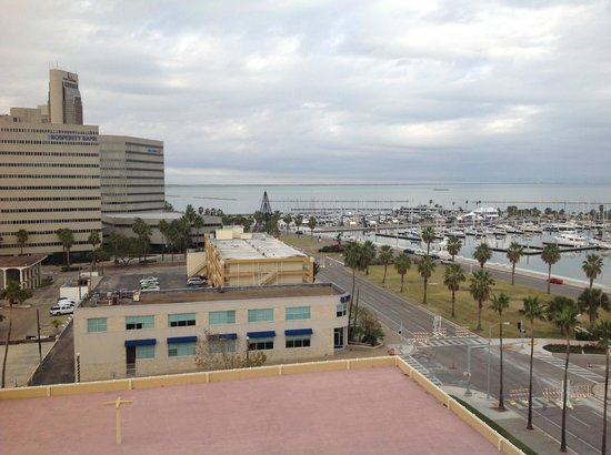 Best Western Corpus Christi: View from room to left