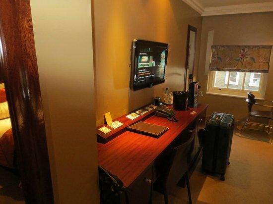 Radisson Blu Edwardian Grafton Hotel: В номере