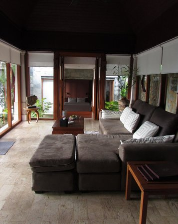 Nakamanda Resort & Spa: Villa Jaccuzi
