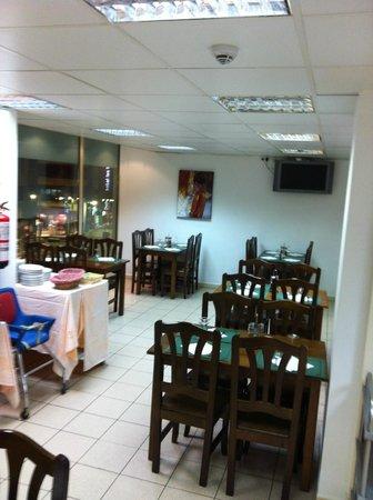 Hotel Cims : salle de restauration