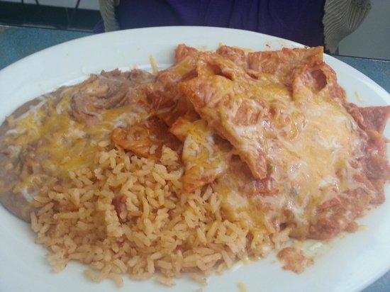Fiesta Grill : Really good