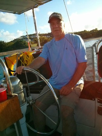 "Bilinda Charters : Captain ""Dad"""