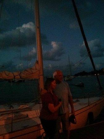 Bilinda Charters : Pics after the sail