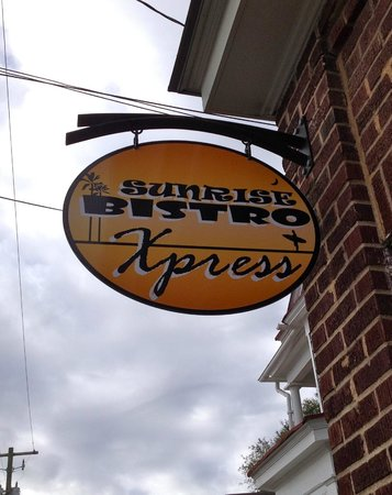 Photo of American Restaurant Sunrise Bistro Xpress at 116 Spring St Ste A, Charleston, SC 29403, United States