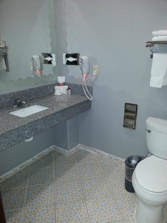 Ramada Hewitt: Bathroom