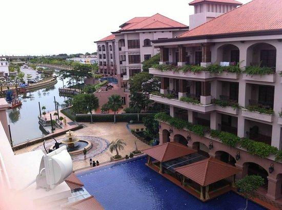 Casa del Rio Melaka : scenery