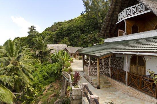 Colibri Guest House: Вид из номера